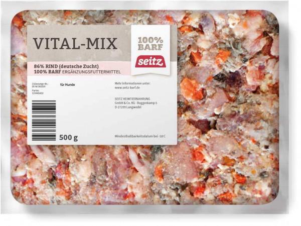Vital-Mix mit Flocken &Gemüse