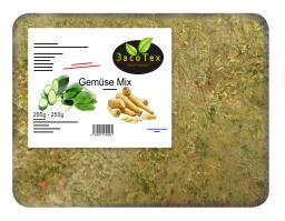 Gemüsemix mit Spinat 500