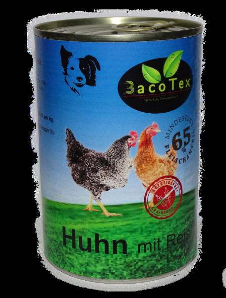 Huhn mit Reis 400g