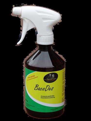 BacoDes Desinfektionsmittel
